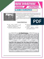 El Realismo Europeo Para Quinto de Secundaria
