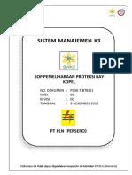 SOP PEMELIHARAAN PROTEKSI BAY KOPEL NO. DOKUMEN _ PC40.TJBTB.01 EDISI _ 00 REVISI _ 00 TANGGAL _ 9 DESEMBER 2016 PT PLN (PERSERO).pdf