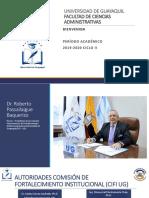 Autoridades y Directores FCA
