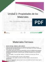 Exposición Estructura Y Propiedades de Los Materiales