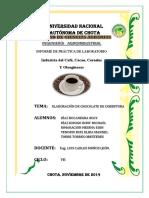 INFORME N° 03 DE CAFÉ