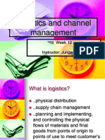 chapter13_Logistics and channel management.ppt