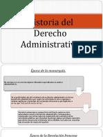 Apuntes de Derecho Admon General y Colombiano