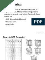 Code Converters