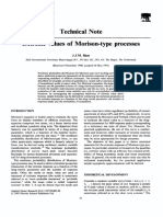 Baar Extremes Morison-Type Process