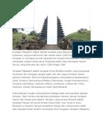 Kerajaan Majapahit adalah sebuah kerajaan yang berpusat di Jawa Timur.docx