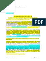 Gestión y Administración Escolar PatEsp.