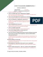 Implementacion y Evaluacion Administrativa 1