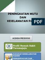 Presentasi DIRUT Rstj Rev-A