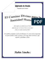 El camino Divino para la Santidad humana