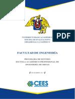 Perfil de Egreso de Ingeniería de Minas