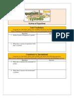 webercise outline