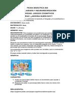 6 FICHA DIDACTICA Juegos y Neurorecreacion
