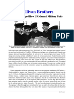 Mil Hist - WWII Sullivan Brothers