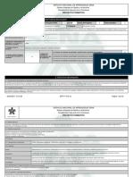 Reporte Proyecto Formativo - 1332158 - Proceso Constructivo de La Tor