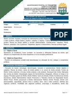 Plano de Ensino Introdução ao Estudo do Direito.PDF