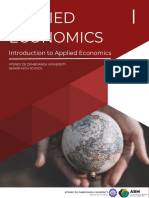 Applied Economics Module 1