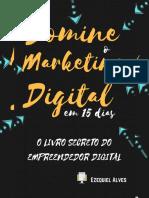 Domine Todo o Marketing Digital Em 15 Dias