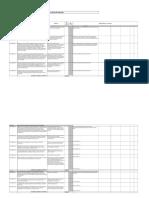 Contractor HSE Audit Checklist