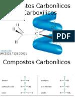 Aula 18 Organica Carbonilas Carboxilas