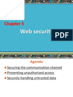Chapter 5 WEB Security