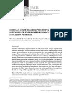 Promax Processing Seismic Marine Textbook