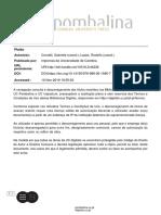 Platão Textos Da Universidade de Coimbra