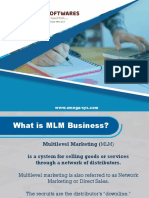 what is Mlm Matrix Plan