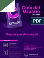Createpack Freetrial Guiadelusuario Españhol