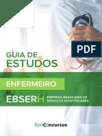 Guia de Estudos Enfermeiro Ebserh