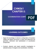 Chm361 Chapter 5