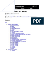 List of Companies of Pakistan