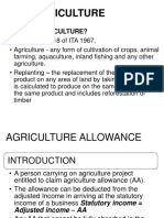 TOPIC 8 PART 2 agriculture & forest