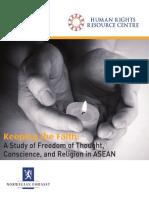 Book of Keeping the Faith Web