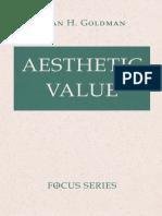 Aesthetic Value