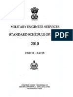 SSR Part - II (Rates)(2010)