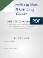 1) KULLA, S. Lung Cancer Online Version