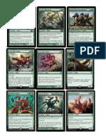 Hydra deck 2 MTG