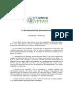 La literatura infantil iberoamericana - Bravo-Villasante, Carmen.pdf