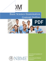 IFOM BSE Public Outline