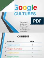 Casestudyslide Team 2 Gooogle Cultures