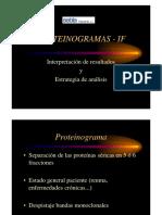 Proteinogramas - If