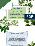 Bio Rekayasa