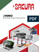 Catalog filter