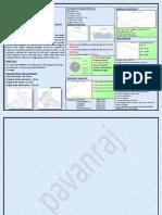 rainfall analysis of catchment area of belgaum