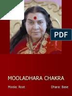 PPT on mooladhara