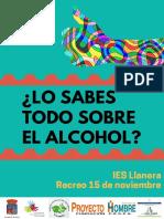 Alcohol Llanera
