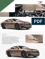 Bentley Brochure
