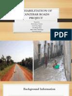 Final Zanzibar Presentation