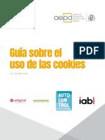 Guia Uso de Cookies